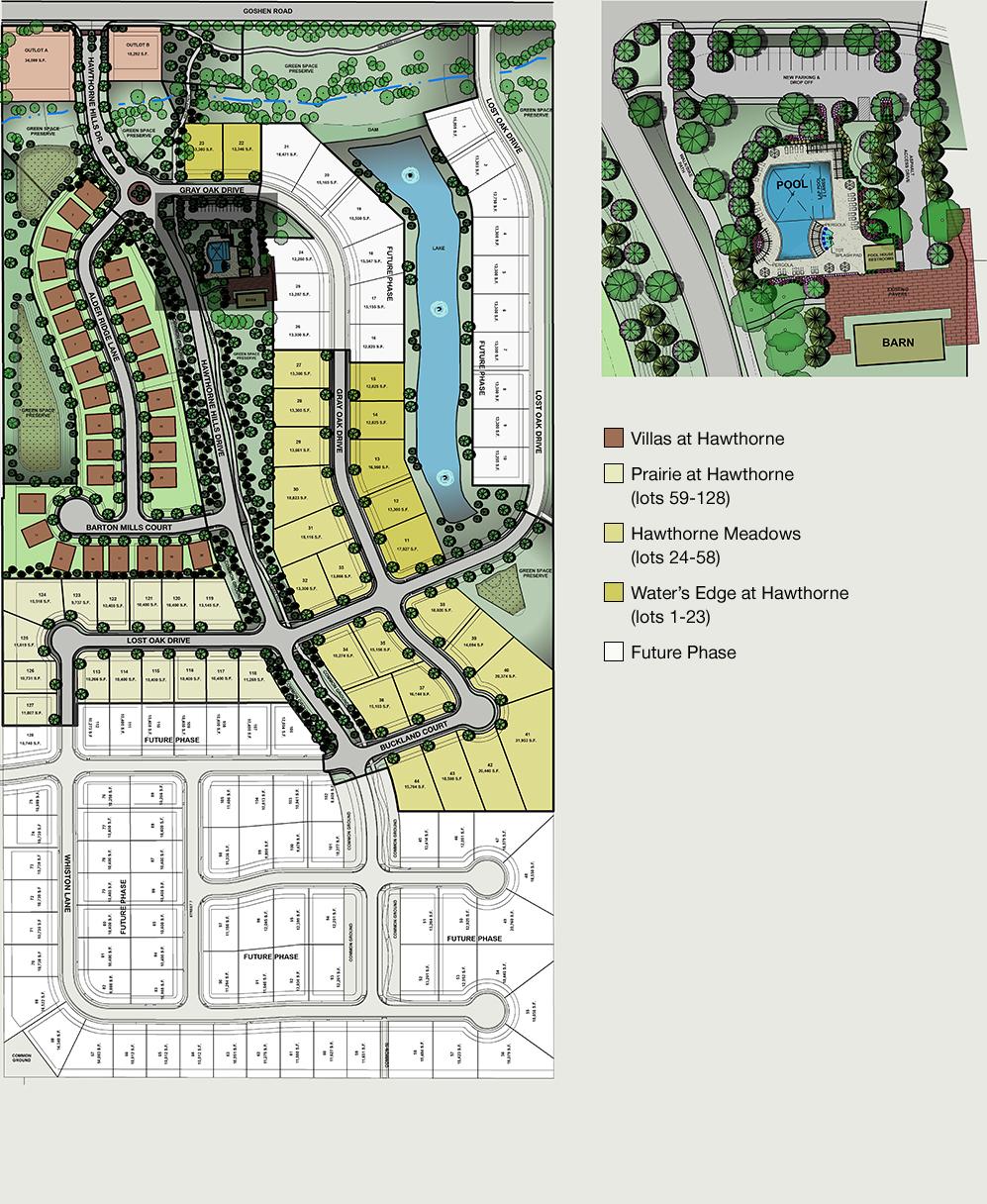 The Neighborhood Map