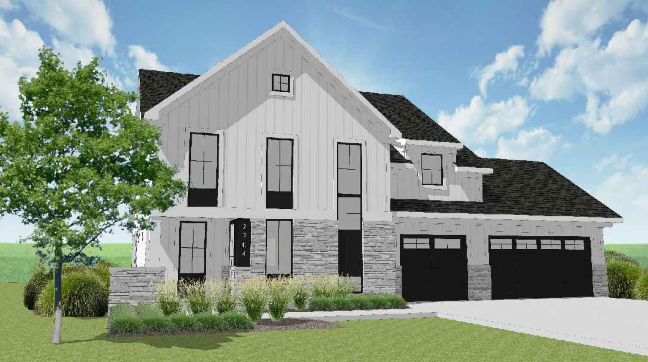 Willow 2 Modern Farmhouse